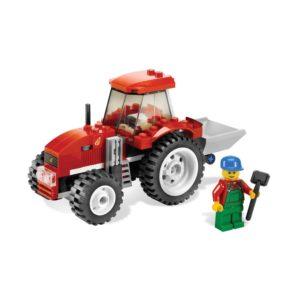 Brickly - 7634 Lego City Farm Tractor