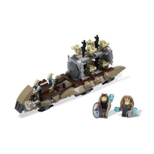 Brickly - 7929 Lego Star Wars Episode 1 - The Battle of Naboo