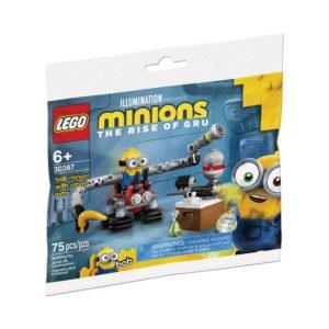 Brickly - 30387 Lego Bob Minion with Robot Arms - Polybag