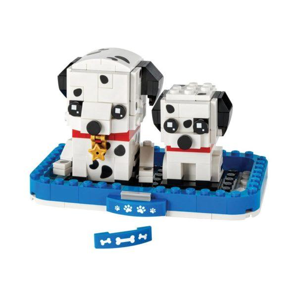 Brickly - 40479 Lego Brickheadz Dalmatian
