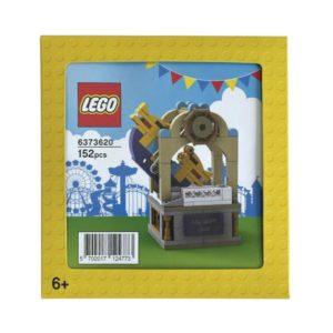 Brickly - 6373620 Lego Swing Ship Ride - Box Front