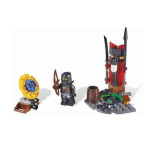 Brickly - 2516 Lego Ninjago Ninja Training Outpost