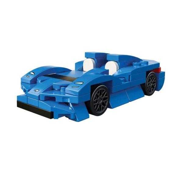 Brickly - Lego Speed Champions - McLaren Elva - Polybag