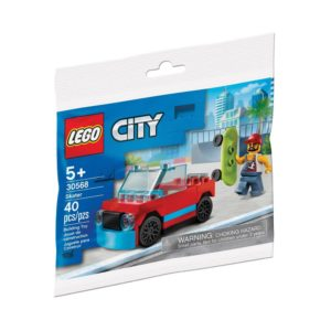 Brickly - 30568 Lego City Skater - Polybag