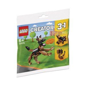 Brickly - 30578 Lego Creator German Shepherd - Polybag