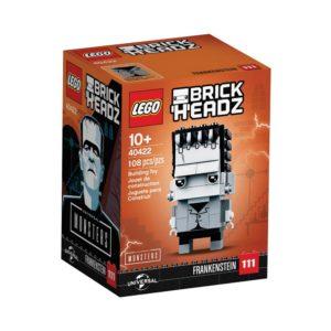 Brickly - 40422 Lego Brickheadz Frankenstein - Box Front