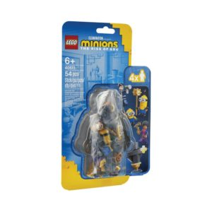 Brickly - 40511 Lego Minions - Kung Fu Training Minifigure Blister pack - Box Front