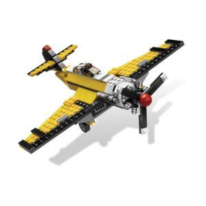 Brickly - 6745 Lego Creator 3 in 1 Propeller Power