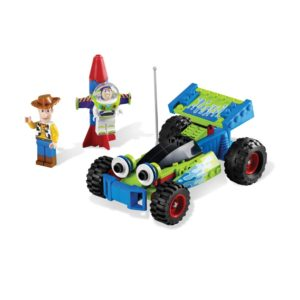 Brickly - 7590 Lego Toy Story Woody & Buzz to the Rescue