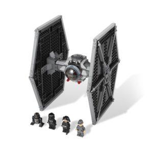 Brickly - 9492 Lego Star Wars - Episode IV - TIE Fighter
