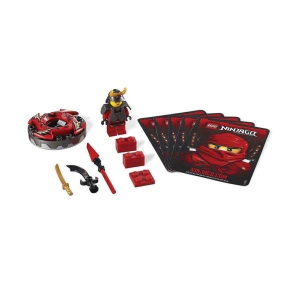 Brickly - 9566 Lego Ninjago Samurai X