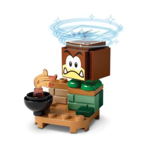 Brickly - 71394-6 Lego Super Mario Character Pack Series 3 - Galoomba
