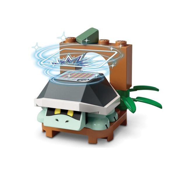 Brickly - 71394-9 Lego Super Mario Character Pack Series 3 - Bony Beetle
