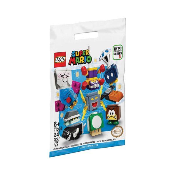 Brickly - 71394 Lego Super Mario Character Pack Series 3 - Original Packet