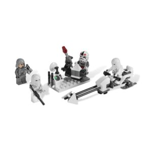 Brickly - 8084 Lego Star Wars Snowtrooper Battle Pack